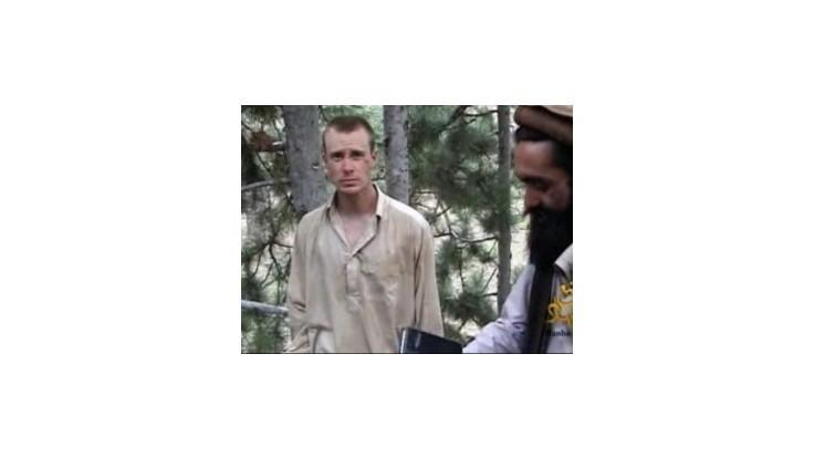 Vojak prepustený Talibanom bol dezertér, tvrdí jeho exkolega