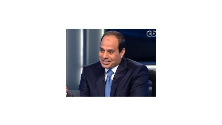 Egyptským prezidentom bude generál Sísí, získal 96,9 % hlasov