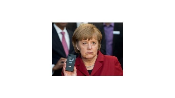 Odpočúvanie Merkelovej telefónu Američanmi sa vraj predsa bude vyšetrovať