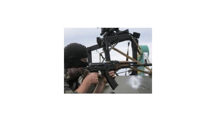 Separatisti obsadili ďalšiu základňu ukrajinskej pohraničnej stráže