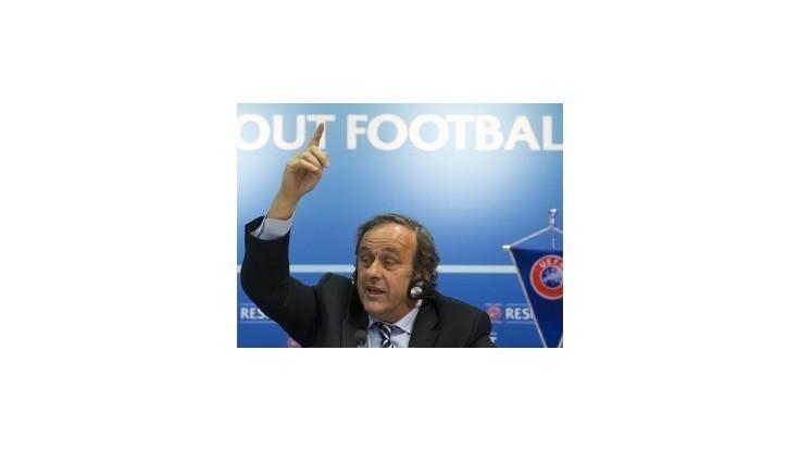 Platini je za opätovné hlasovanie o MS 2022