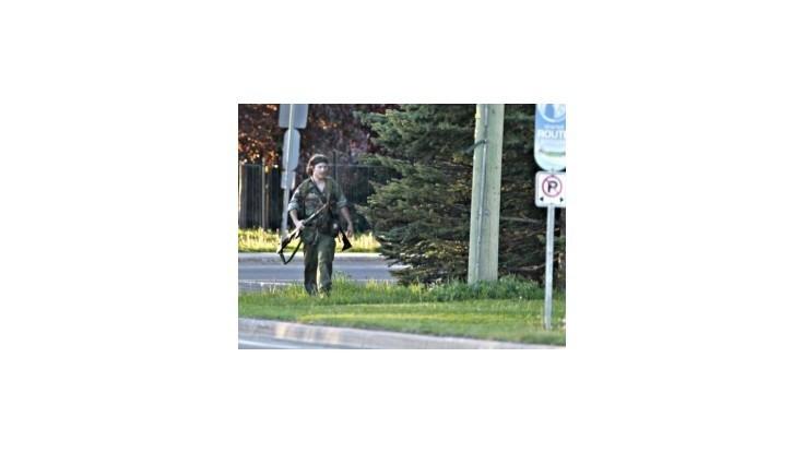 Zadržali mladíka podozrivého zo zastrelenia troch kanadských policajtov