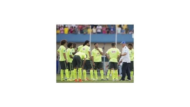 Scolari predpovedá finálový duel proti Argentíne