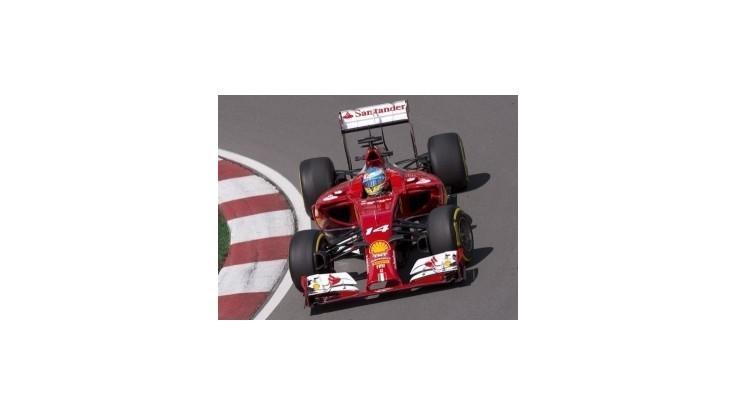 Alonso vyhral prvý tréning pred VC Kanady