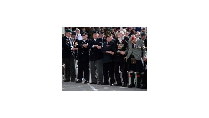 Nezvestného veterána objavili na oslavách vylodenia v Normandii