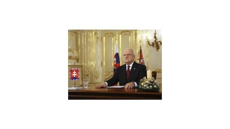 Profil odchádzajúceho prezidenta Ivana Gašparoviča