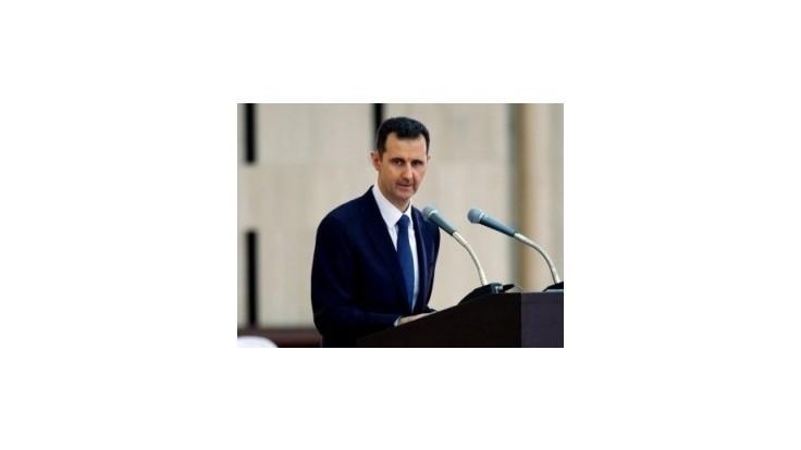 Prezident Asad vyhlásil všeobecnú amnestiu