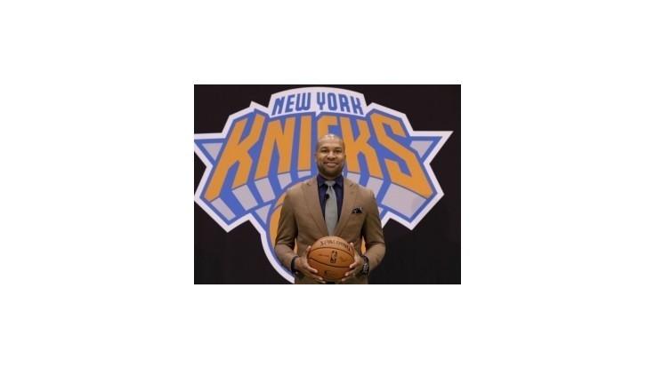 Fisher sa stal novým trénerom Knicks