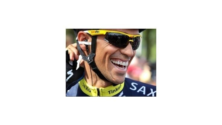 Contador by rád prijal Sagana za kolegu v tíme