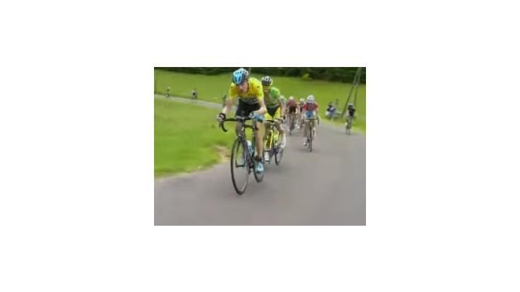 Critérium du Dauphiné: Špilak vyhral po sóle etapu, Contador preveril Frooma