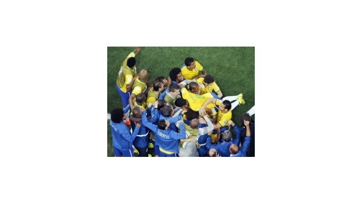 Brazília porazila Chorvátov, Marcelo si dal vlastný gól