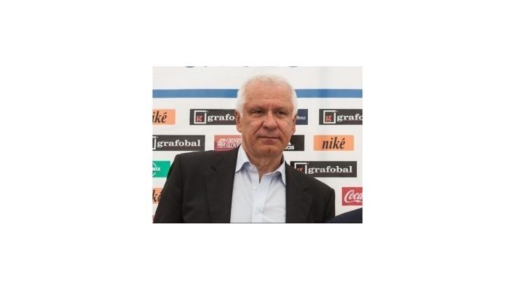 Galis skončil v Slovane ako poradca
