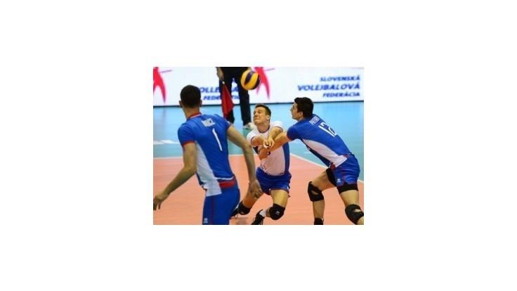 Volejbalová reprezentácia v Košiciach na úvod zdolala hráčov Portorika