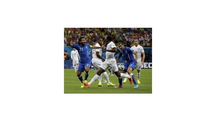 Taliani zdolali Angličanov, rozhodol Balotelli