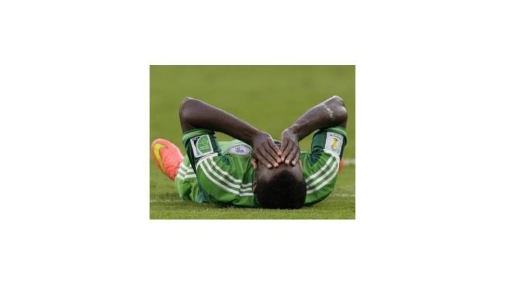 Nudný zápas Iránu s Nigériou sprevádzal piskot divákov
