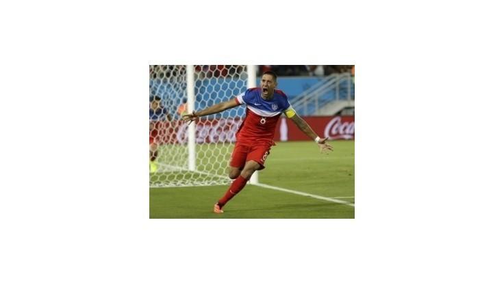Američania zdolali Ghančanov, Dempseyho expresný gól