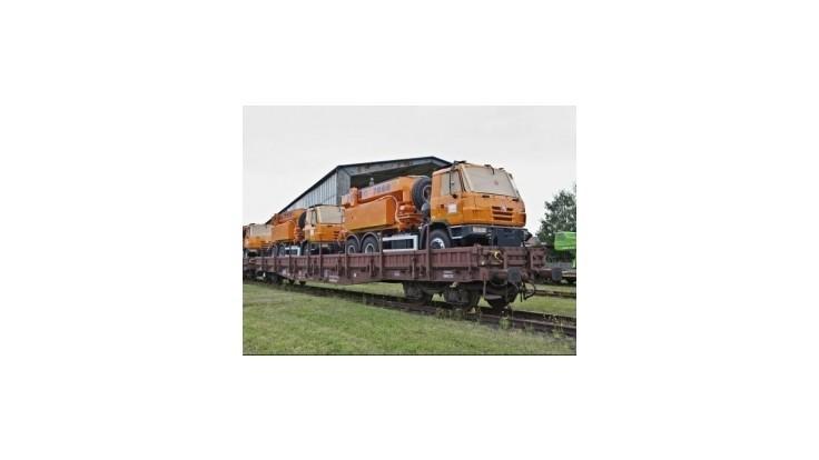 Tatra predá Číne licenciu na výrobu nákladných automobilov