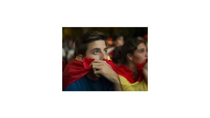 Španielske médiá po prehre s Čile hovoria o vyhasnutých hviezdach