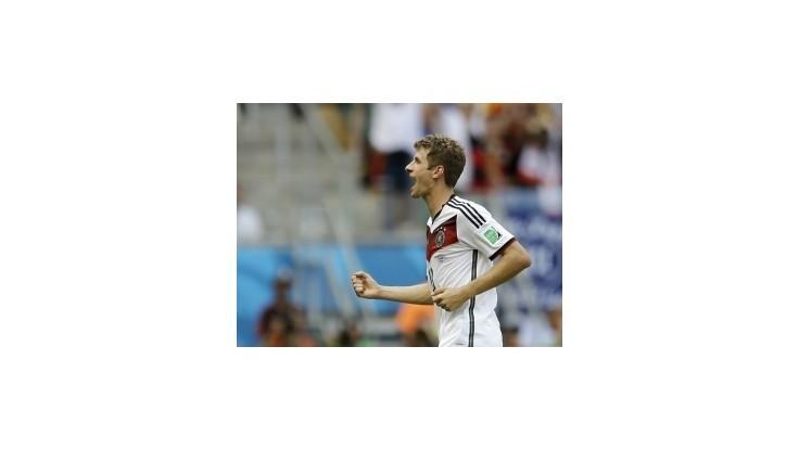 Mourinho tvrdí, že haló okolo Müllera je prehnané