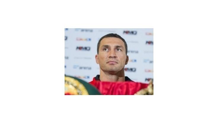 Kličko bude obhajovať titul proti Bulharovi Pulevovi