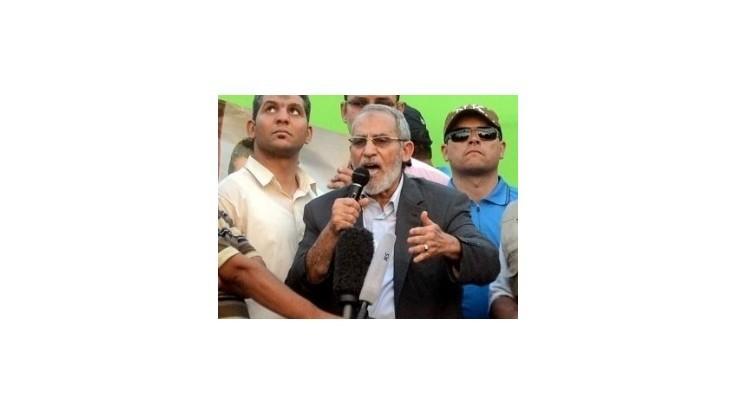 Líder Moslimského bratstva v Egypte dostal trest smrti