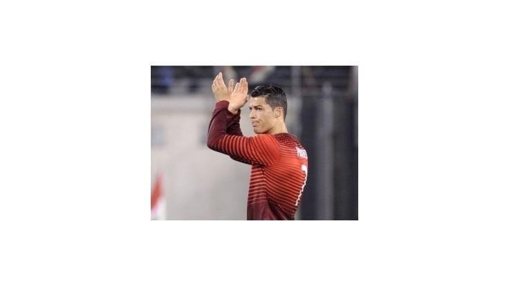 Ronaldo je podľa spoluhráčov pripravený na zápas s USA