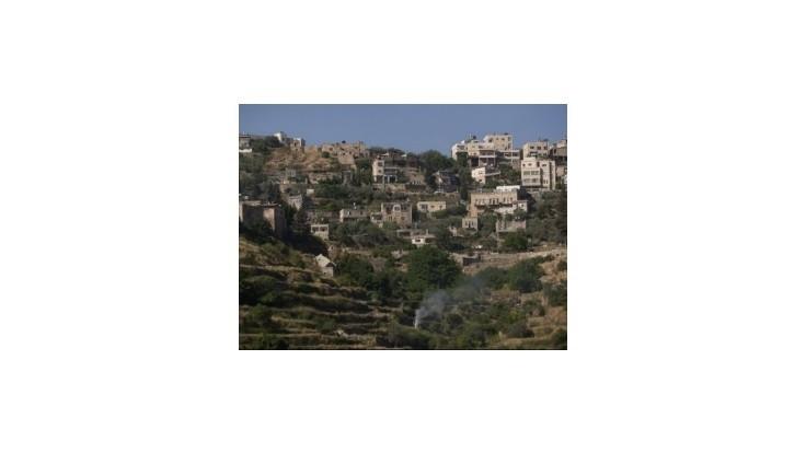 Palestínska dedina sa dostala na zoznam UNESCO, aby sa vyhla zničeniu Izraelom