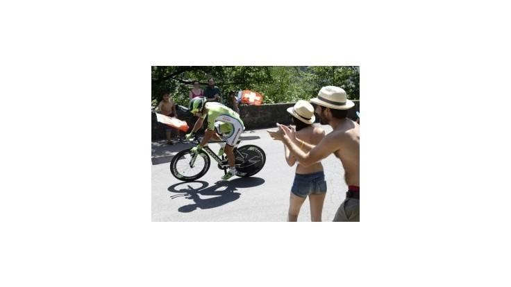 Sagan sa v rebríčku UCI vrátil do elitnej desiatky