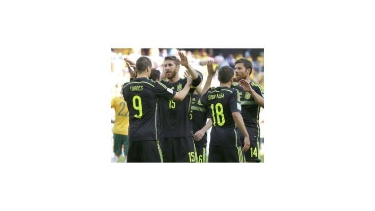 Holandsko vyhralo skupinu, víťazná rozlúčka Španielska