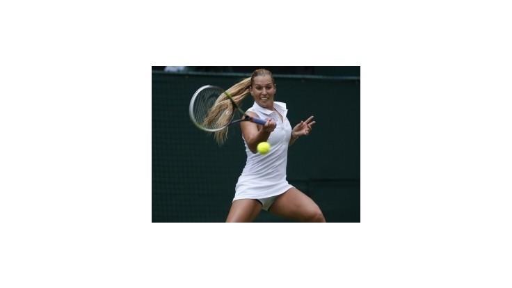 Cibulková suverénne postúpila vo Wimbledone do druhého kola