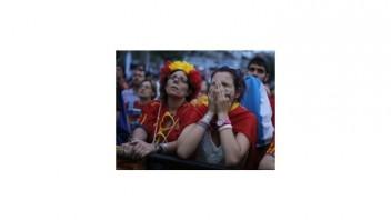 Fanúšikovia Španielska: Hráčom sme ukradnutí