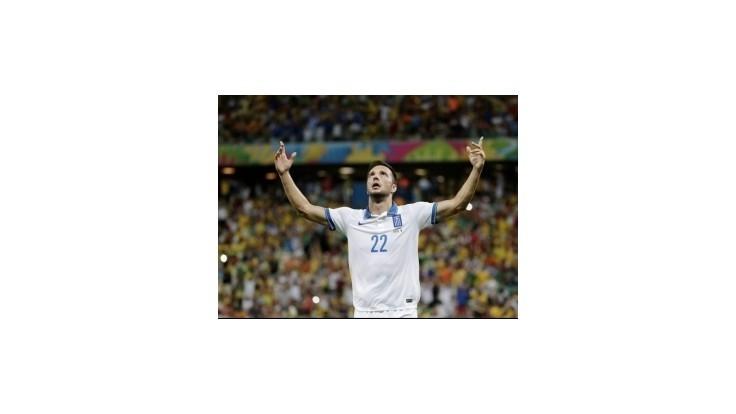 Z C-skupiny postupujú do osemfinále Grécko s Kolumbiou