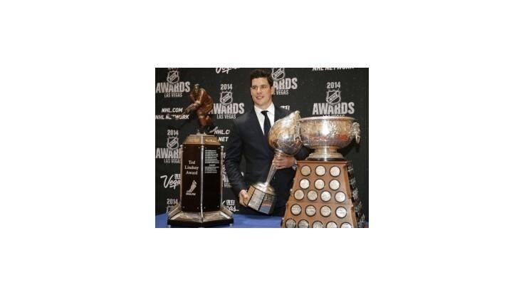 Chára nezískal Norrisovu trofej, Crosby kraľoval v Las Vegas