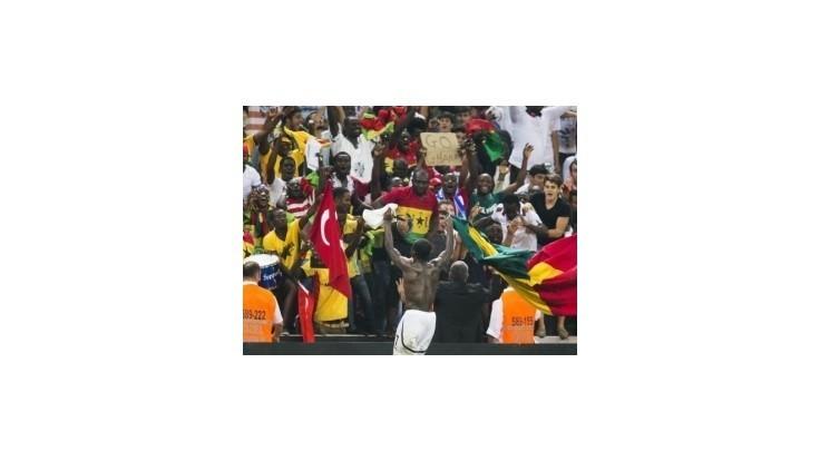 Ghančania si vynútili lietadlo s miliónmi dolárov