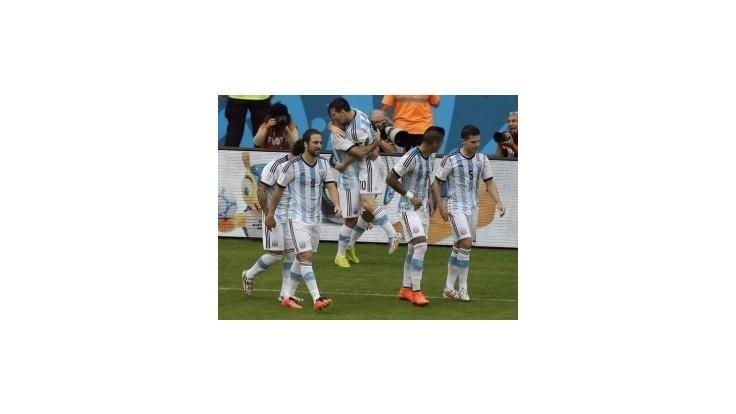 Zo skupiny F postúpili do osemfinále Argentína a Nigéria