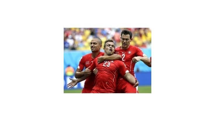 Švajčiarsko zdolalo Honduras, v osemfinále vyzve Argentínu