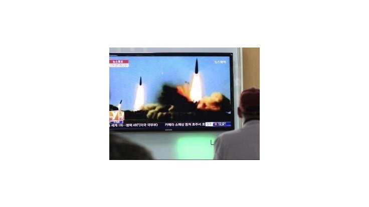 KĽDR oznámila test novej riadenej strely