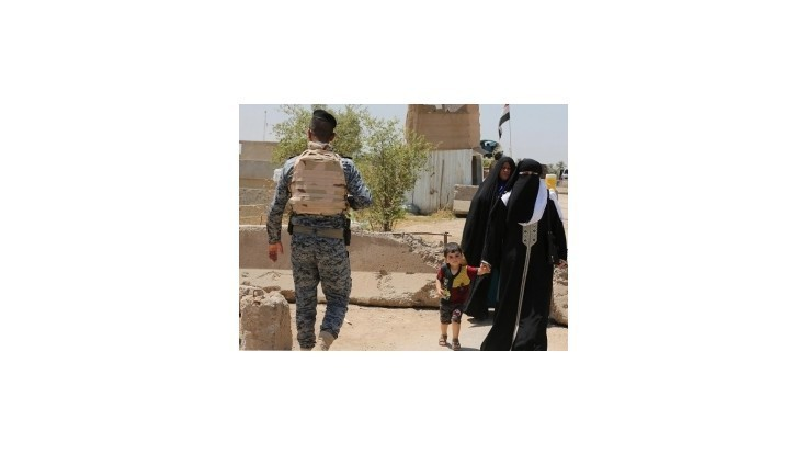 Nad Bagdadom už lietajú ozbrojené bezpilotné lietadlá