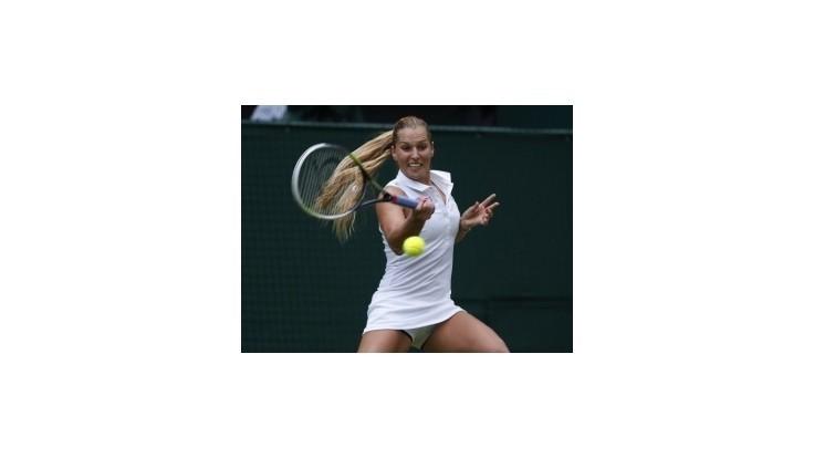 Cibulková prehrala v 3. kole dvojhry so Šafářovou