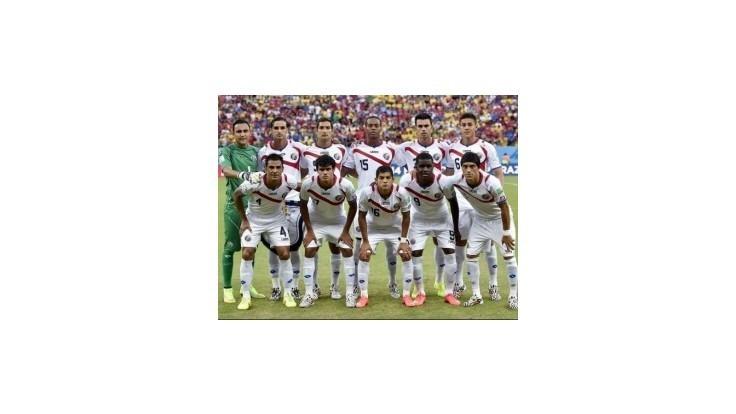 Kostarika zdolala v rozstrele Grécko a je vo štvrťfinále