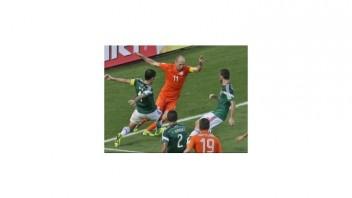 Robben sa priznal k filmovaniu v osemfinále