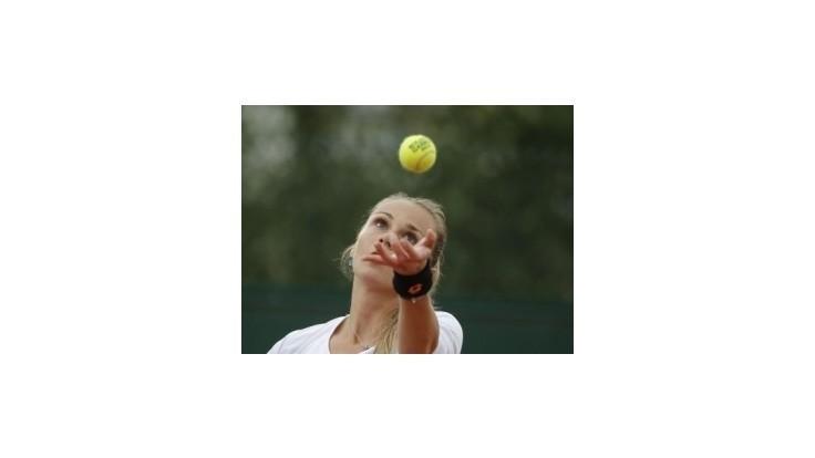 Rybáriková premiérovo do štvrťfinále štvorhry vo Wimbledone