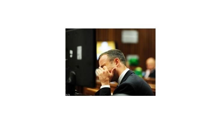 Pistorius je vraj na pokraji samovraždy