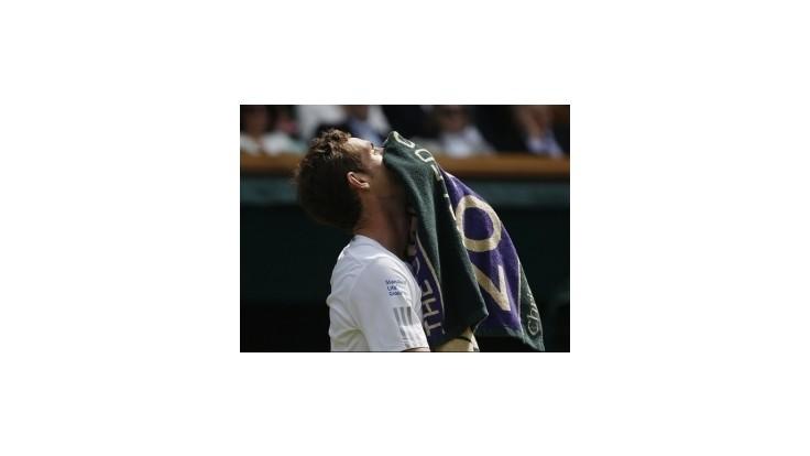 Murray titul neobháji, vyradil ho Dimitrov
