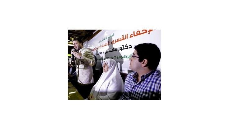 Syna zosadeného prezidenta Mursího odsúdili na rok väzenia