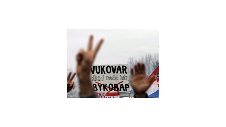 Chorváti môžu v referende zakázať cyriliku
