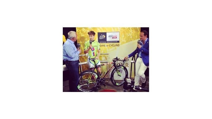 Sagan predstavil bicykel v štýle Wolverina