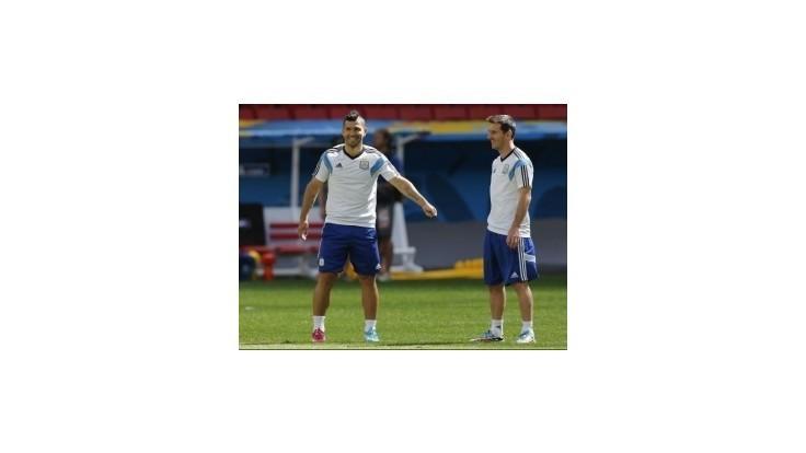 Di Maria proti Oranjes určite nenastúpi, Agüero môže hrať
