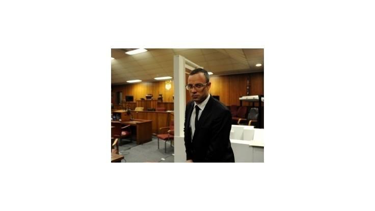 Žalobca spochybnil vierohodnosť lekára, ktorý liečil Pistoriusa