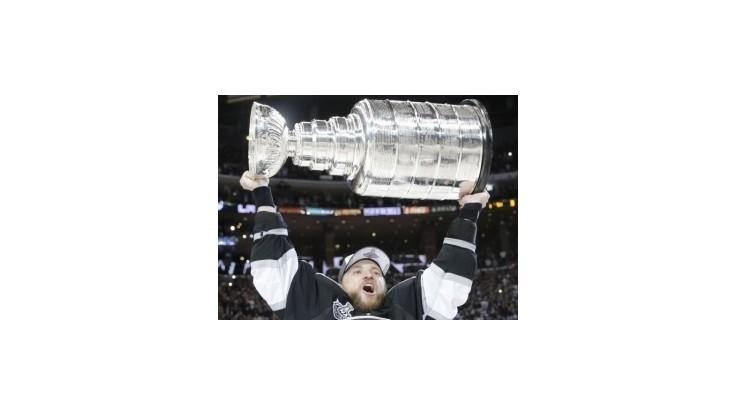 Gáborík vezme Stanley Cup na Pohodu
